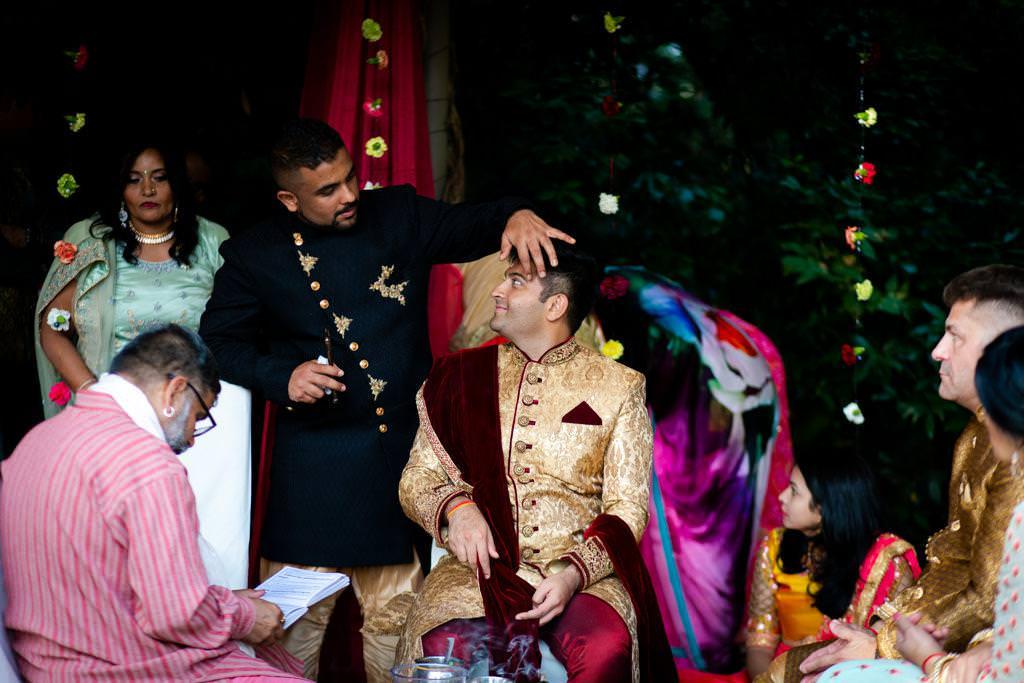Matrimonio indiano a Villa le Piazzole a Firenze 44