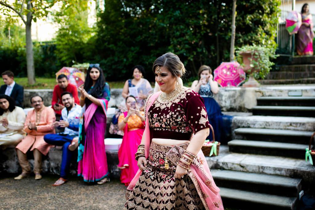 Matrimonio indiano a Villa le Piazzole a Firenze 47