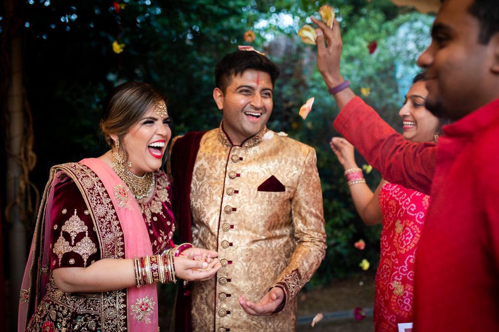 Matrimonio indiano a Villa le Piazzole a Firenze