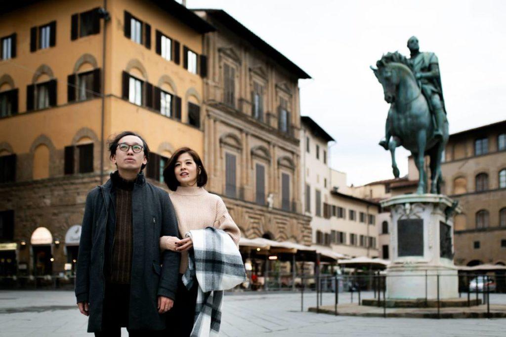 Pre Wedding Photoshoot Florence