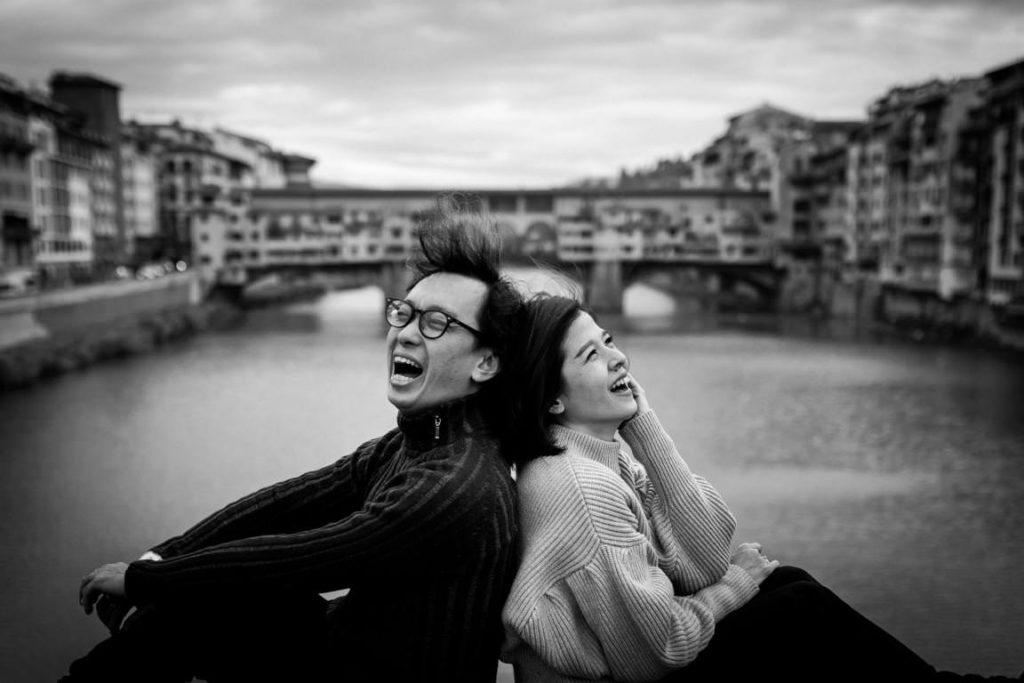 Laura Barbera: Pre Wedding Photoshoot Florence