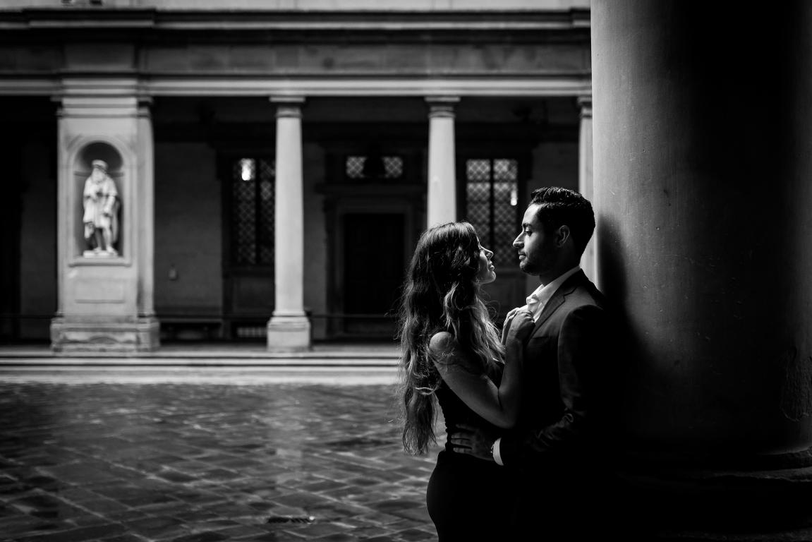 engagement and wedding photos in Florence