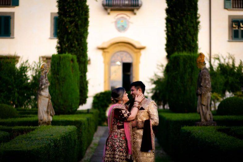 matrimonio indiano a Villa le Piazzole