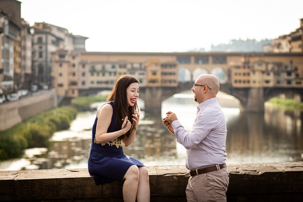 best spots to propose in Florence