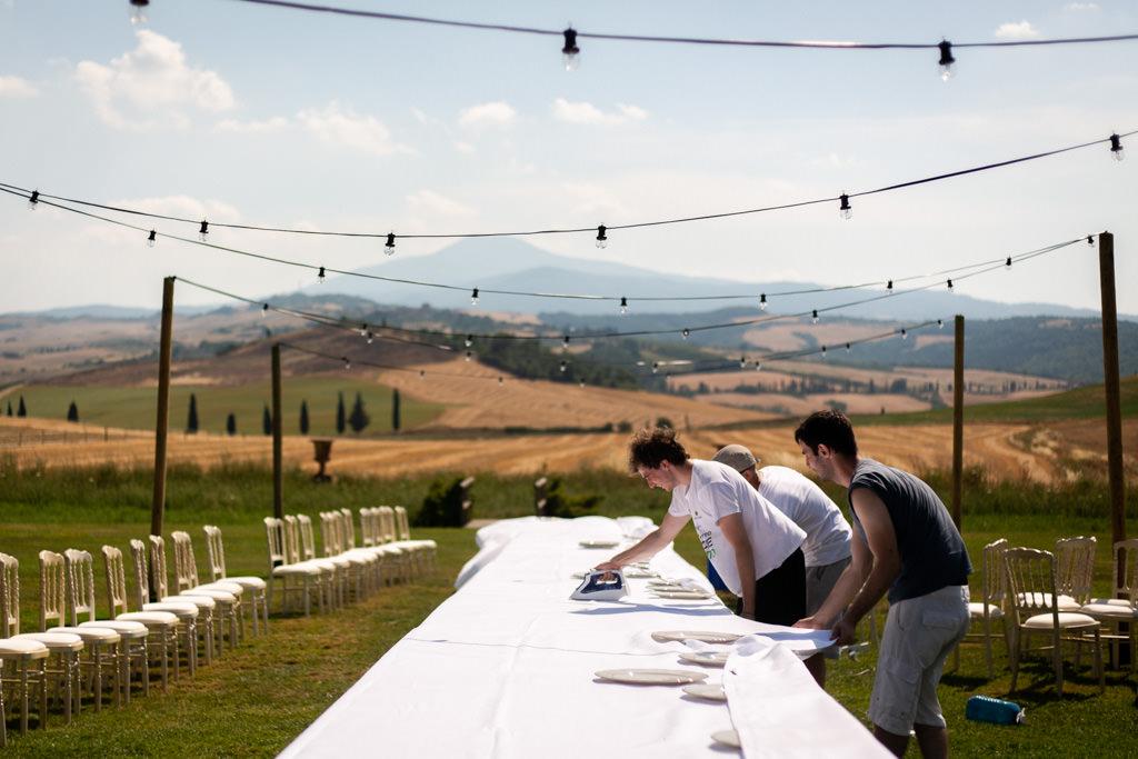 Siena Wedding Photographer at Dimora Buonriposo in Val d'Orcia