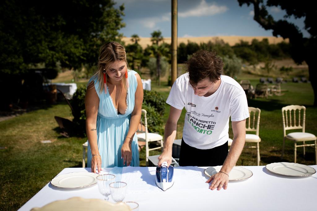 Foto di matrimonio Dimora Buonriposo in Val dOrcia 5 1