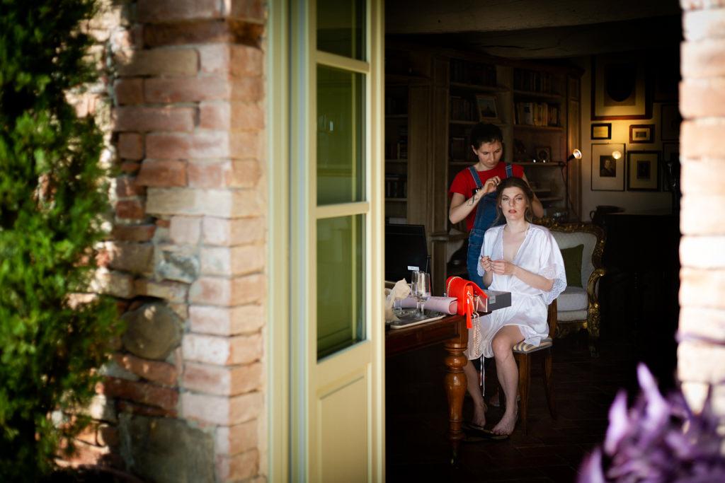 Foto di matrimonio Dimora Buonriposo in Val dOrcia 6 1