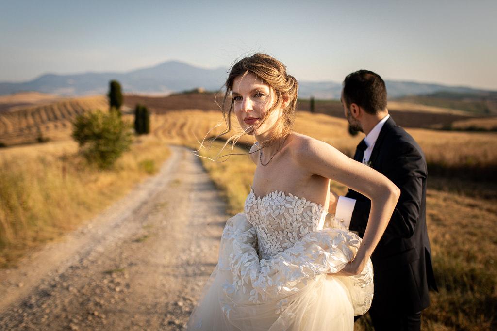 Foto di matrimonio dimora buonriposo val dorcia 75