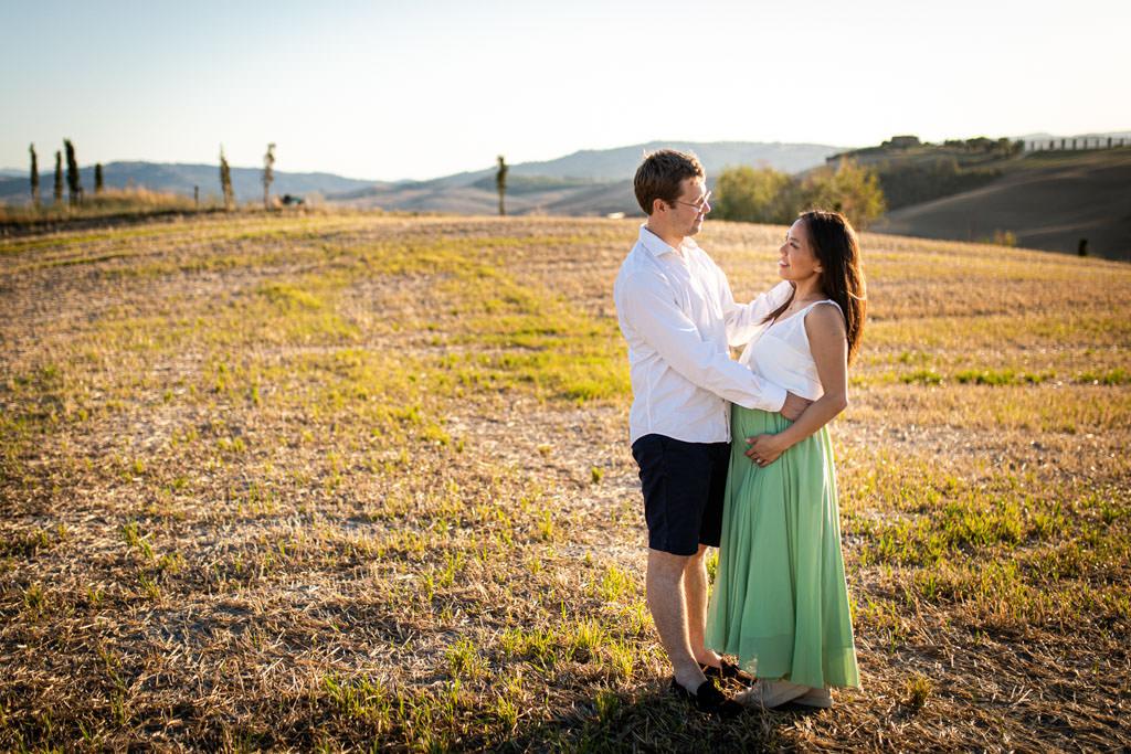 Laura Barbera Photography: Maternity Photoshoot in Tuscany