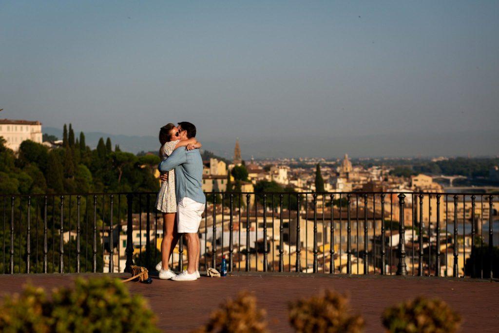 proposta di matrimonio a sopresa a firenze 10