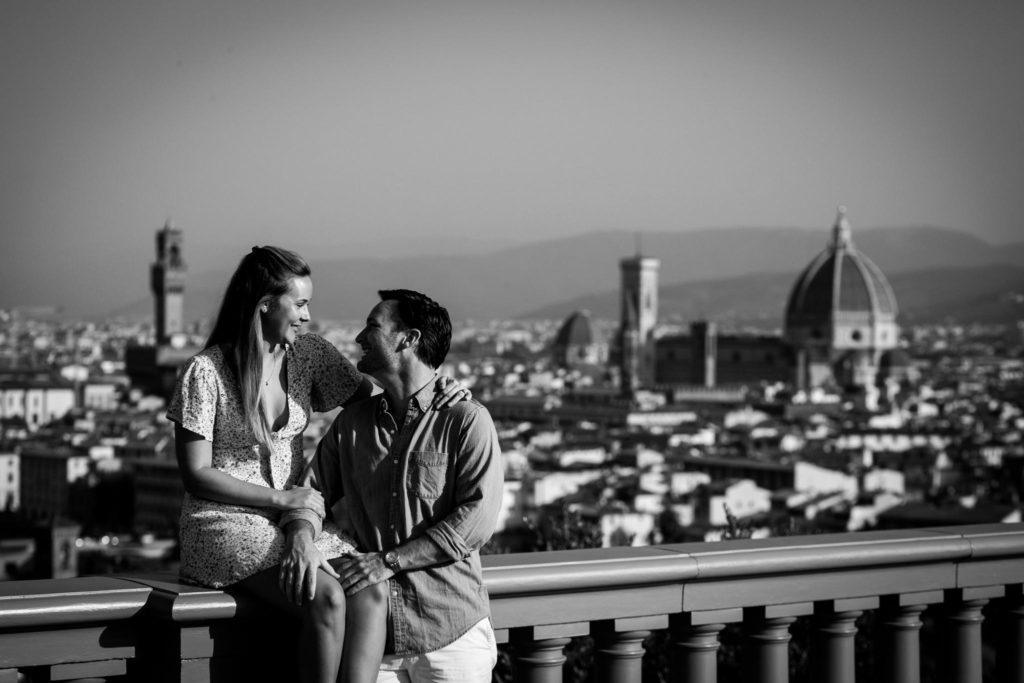 proposta di matrimonio a sopresa a firenze 16