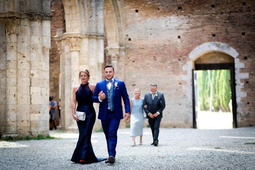 Matrimonio a san galgano e villa podernovo 31