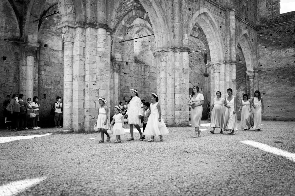 Matrimonio a san galgano e villa podernovo 37