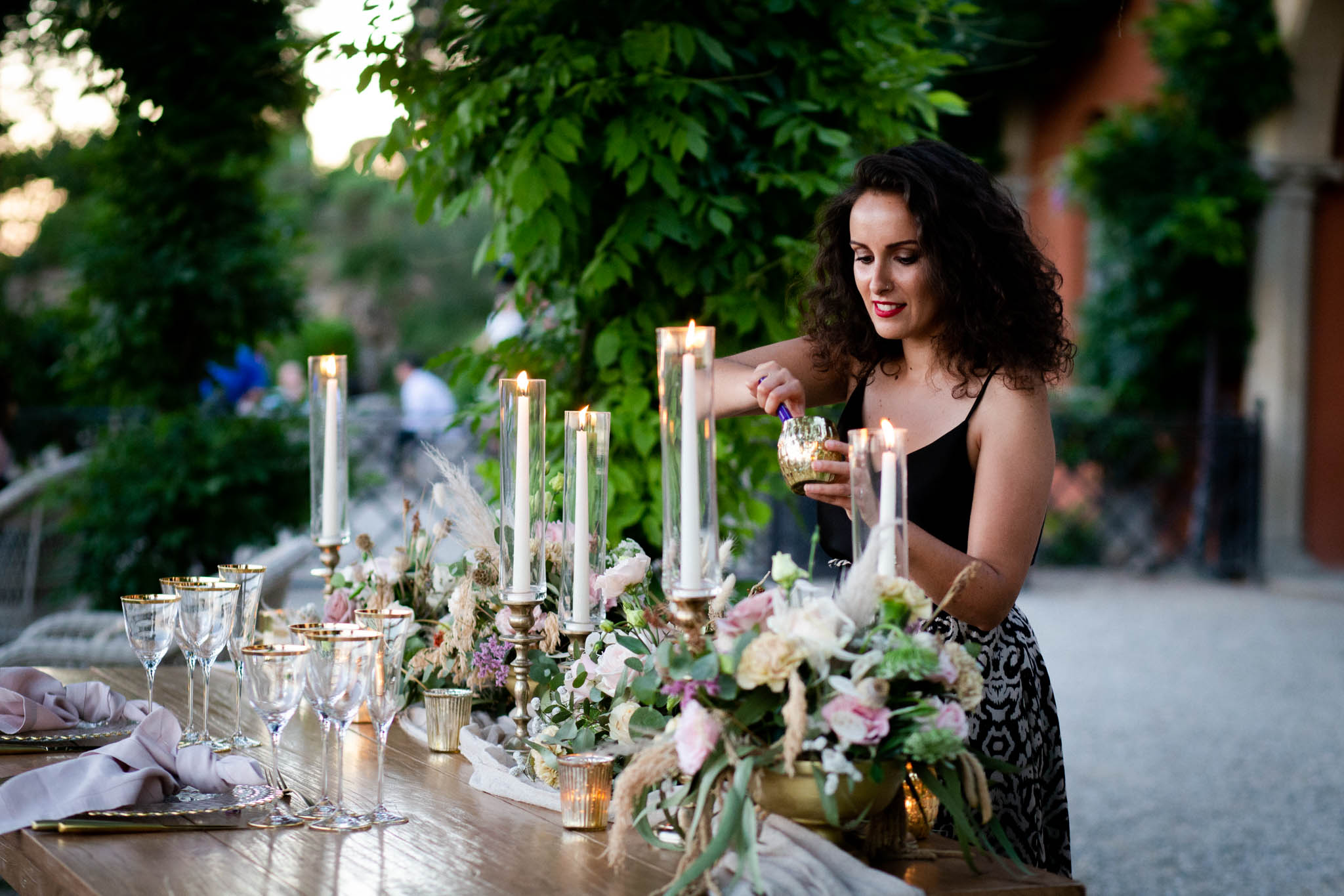 Wedding styled shoot in Florence - Laura Barbera Photography