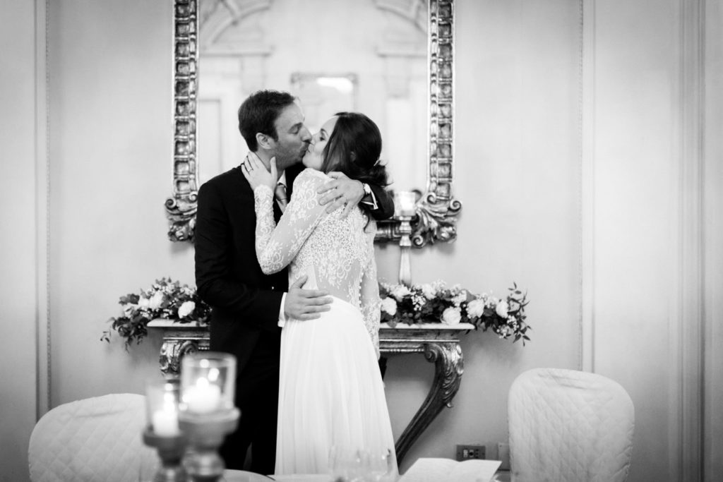 Wedding photoshoot: An elegant wedding in Florence