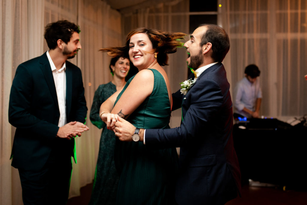 An elegant wedding in Florence