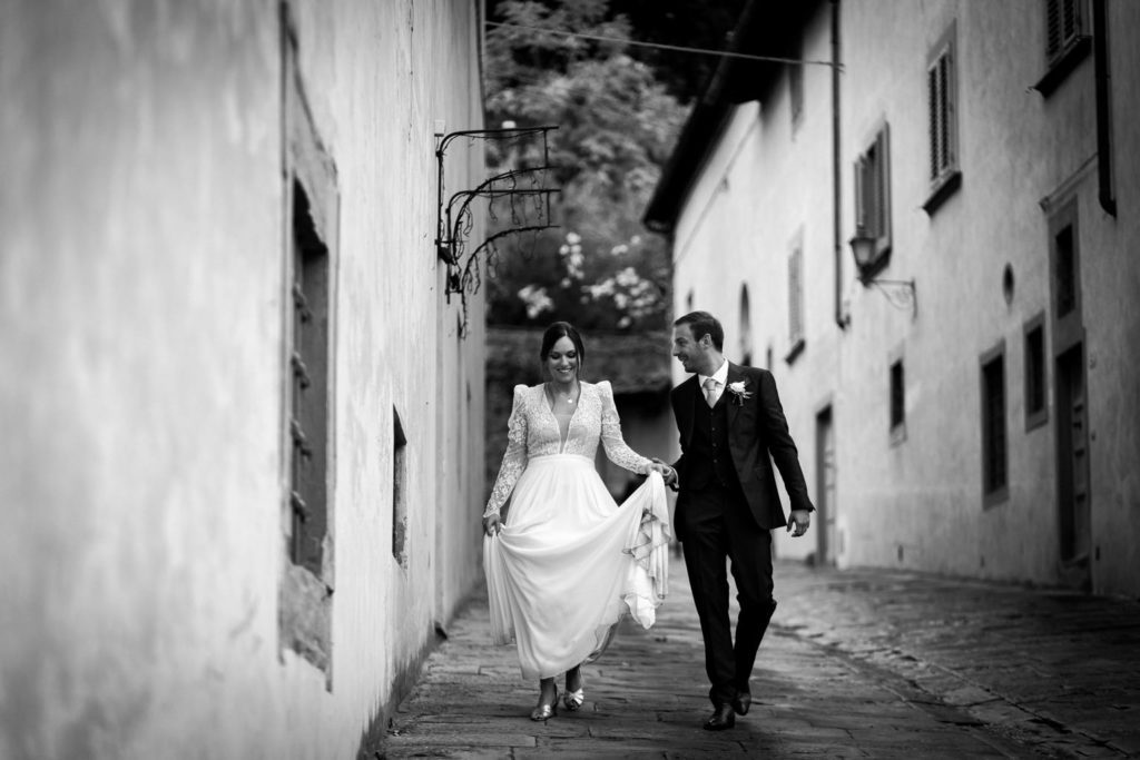 An elegant wedding in Florence - Laura Barbera Photography