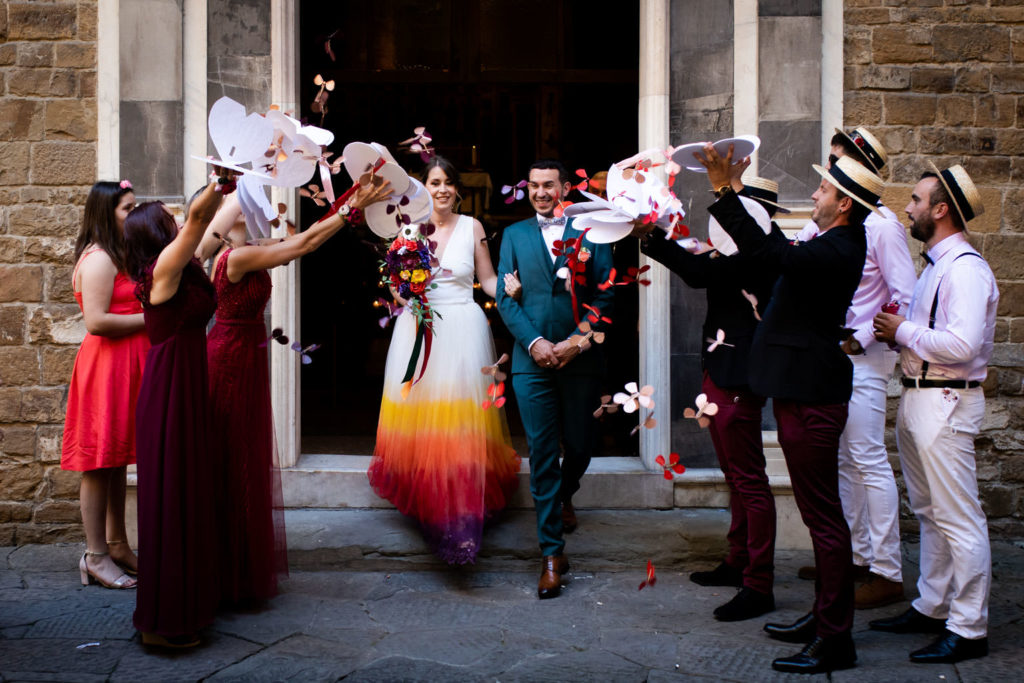 Destination wedding in Florence: Wedding at the Grand Hotel Cavour