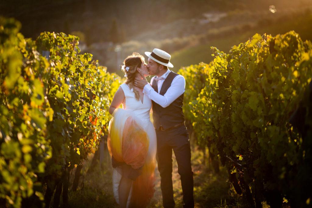 Destination wedding in Florence