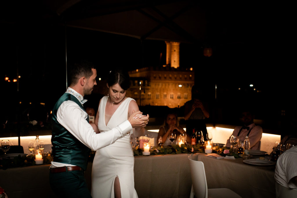 Wedding at the Grand Hotel Cavour: Destination wedding in Florence