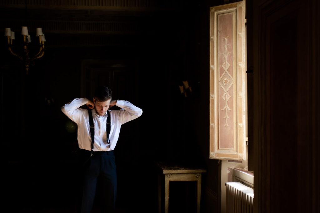 styled shoot di matrimonio a Villa Catignano a Siena 20