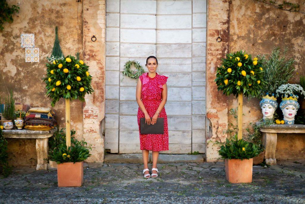styled shoot di matrimonio a Villa Catignano a Siena 55