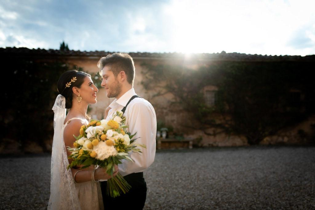 matrimonio stile siciliano in toscana