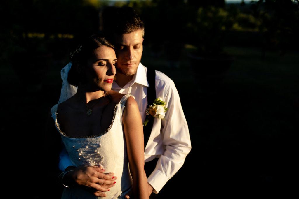 Styled shoot di matrimonio a Villa catignano a siena